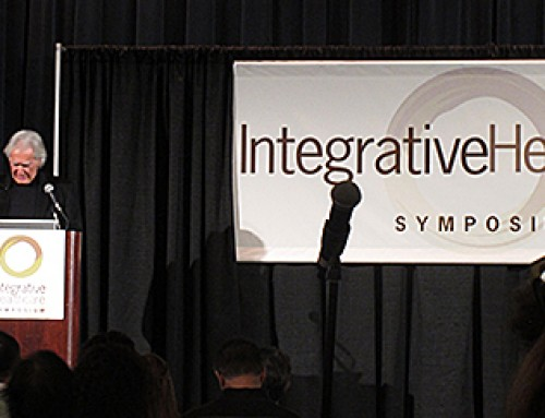 Integrative Healthcare Symposium 2013